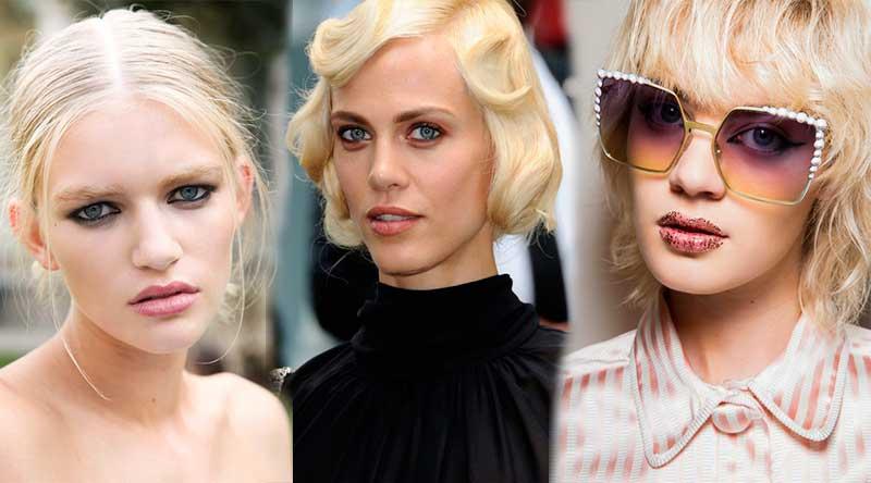 Χρώματα Μαλλιών 2017 Άνοιξη Καλοκαίρι - Πλατινέ