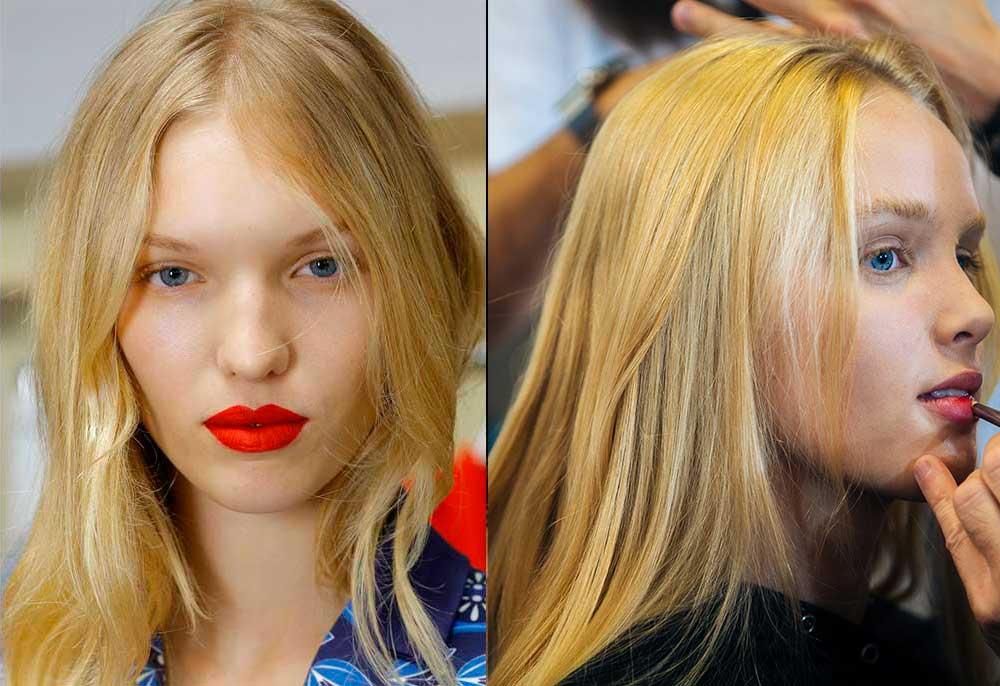Χρώματα Μαλλιών 2017 Άνοιξη Καλοκαίρι - Καστανό σκούρο