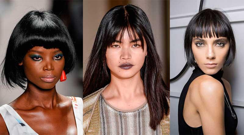 Χρώματα Μαλλιών 2017 Άνοιξη Καλοκαίρι - Μαύρο