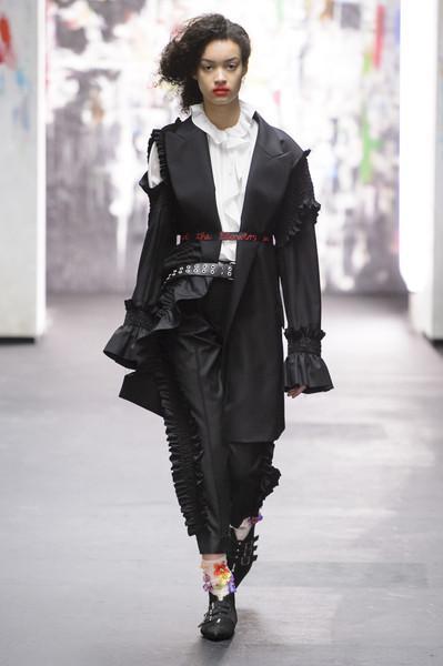 Best looks εβδομαδα μοδας Λονδίνο Φθινόπωρο 2017-2018