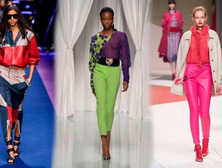 4e392f142807 Τα Καλύτερα Looks με Παντελόνια από τα Fashion Week Άνοιξη Καλοκαίρι 2017