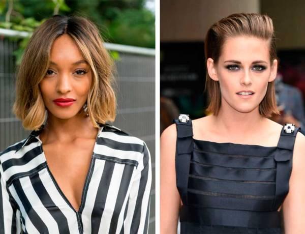 Πως Χτενίζουν οι Celebrities τα Lob Μαλλιά τους