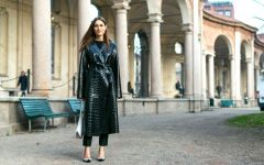 πως να φορέσεις καμπαρντίνα φθινόπωρο 2017