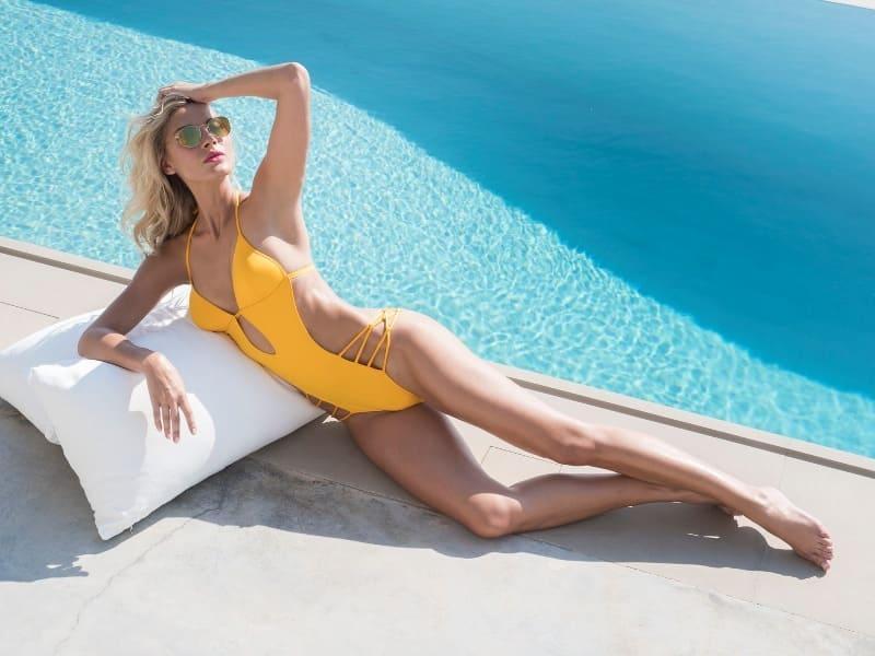 Gossip on the Beach: Μαγιό Minerva Άνοιξη Καλοκαίρι 2017