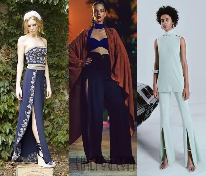 Γυναικεία Παντελόνια που θα Φορεθούν το Καλοκαίρι 2017