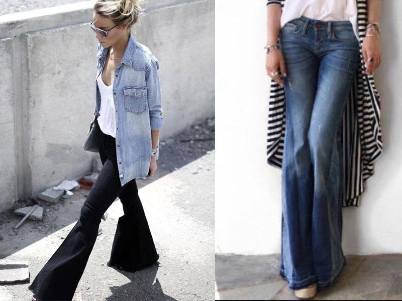 dedb0dbd2b2 Τζιν Καμπάνα πως να το φορέσετε σωστά και με Στυλ | womanoclock.gr