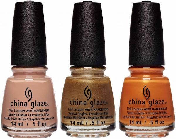 """Μανό China Glaze """"Street Regal - Φθινοπωρινή Collection2017"""