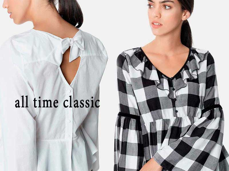 cadee96695ee Πώς να συνδυάσετε all time classic μπλούζες και πουκάμισα από την ντουλάπα  σας