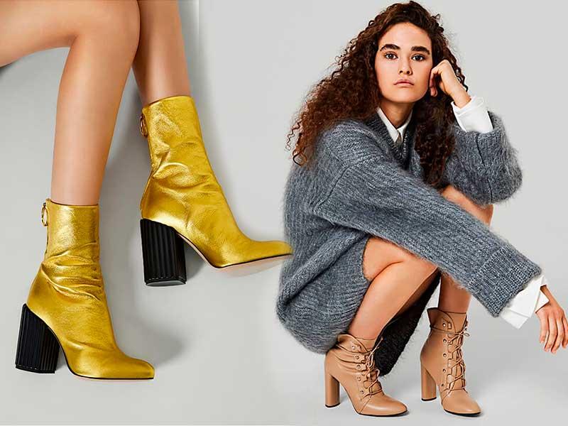 f32ecdda3f4 Λίγη έμπνευση για τα παπούτσια του χειμώνα 2017-2018. Εσύ τελικά τι θα  φορέσεις από τις τόσες επιλογές; Ένα θα έχεις στο μυαλό σου πριν  προχωρήσεις σε ...