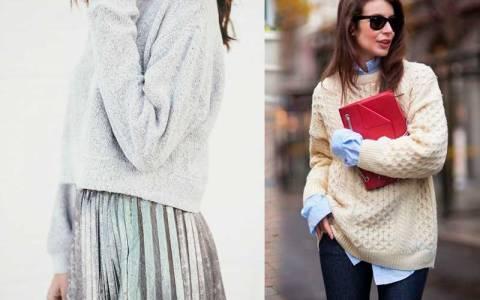 Τα must-have πουλόβερ του χειμώνα