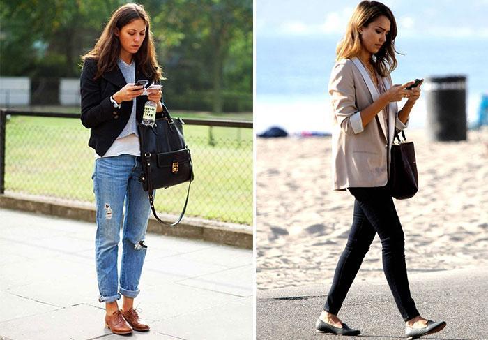 Τα γυναικεία σακάκια αποτελούν ένα από τα πιο κομψά και όμορφα πανωφόρια  που φοριούνται όλες τις εποχές του χρόνου. Ανεξάρτητα από τον σωματότυπο ή  το βάρος ... 98025637eef