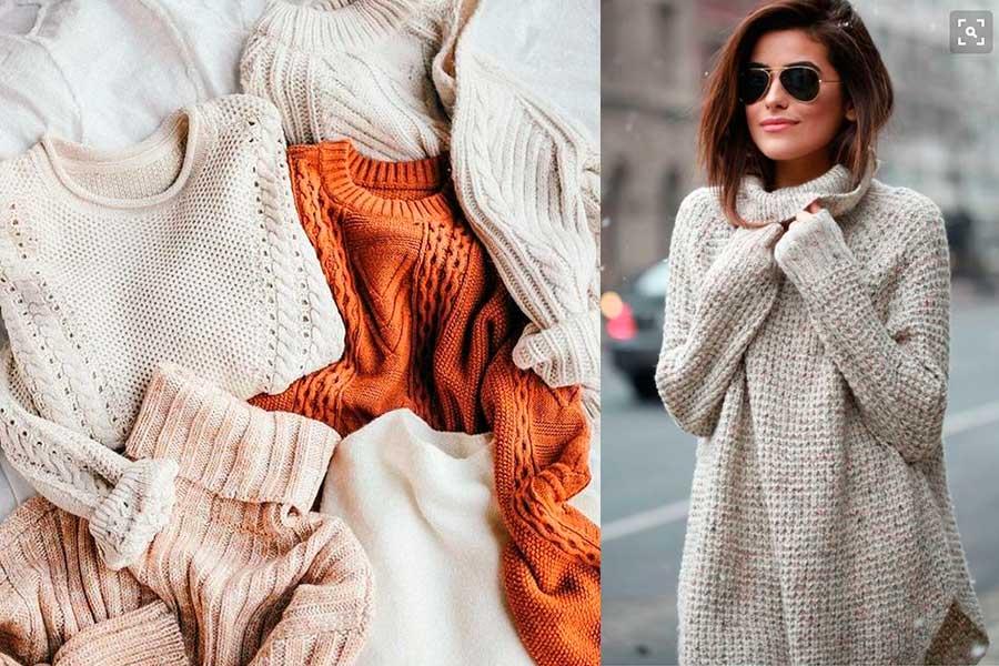 0d730bc633f4 Cosy Winter  25 looks με πλεχτά για να αναβαθμίσεις το style σου!
