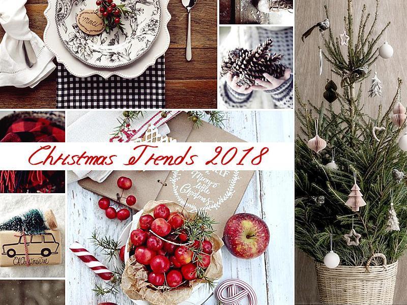 Χριστούγεννα 2018. Οι Τάσεις στη Φετινή Διακόσμηση του Σπιτιού σας