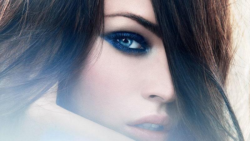 σκιές ματιών για γαλάζια μάτια