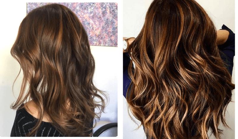 χρώματα μαλλιων 2018 καλοκαιρι