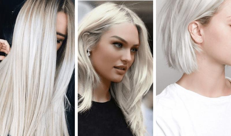 χρώματα μαλλιών 2018