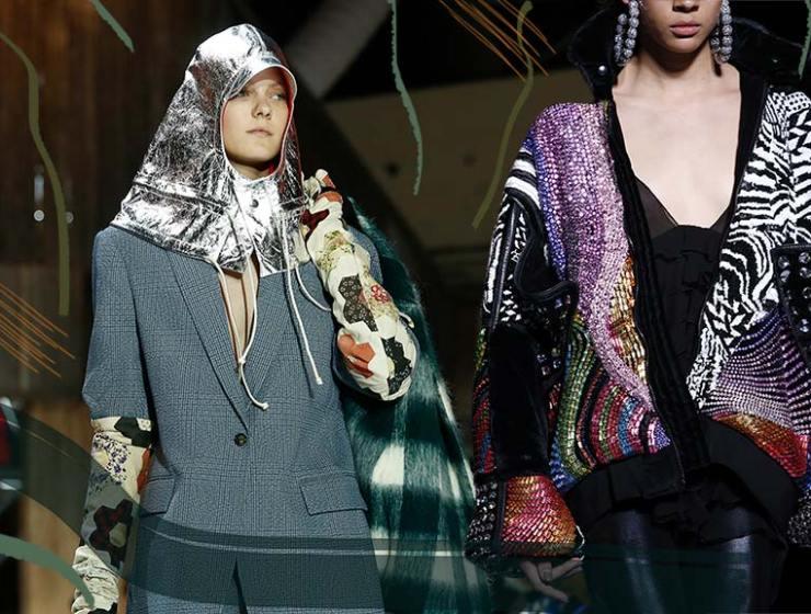 c7d541f551 TOP 9 Fashion Trends που Ξεχώρισαν στη Νέα Υόρκη Φθινόπωρο 2018 με το moto   80 s are back