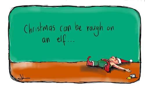 silly season elf