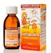 Lorapaed 150ml Packshot - AU