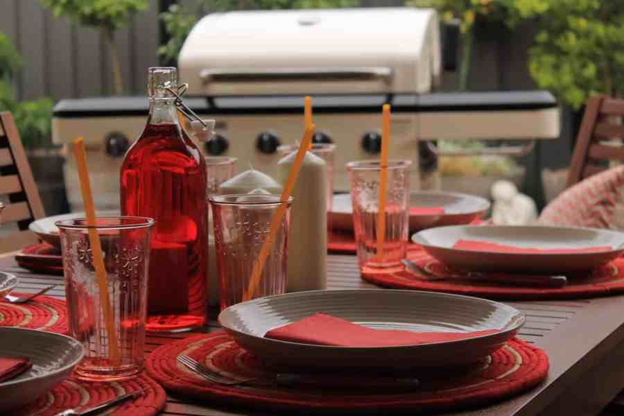 Alfresco Dining Ideas with Ikea