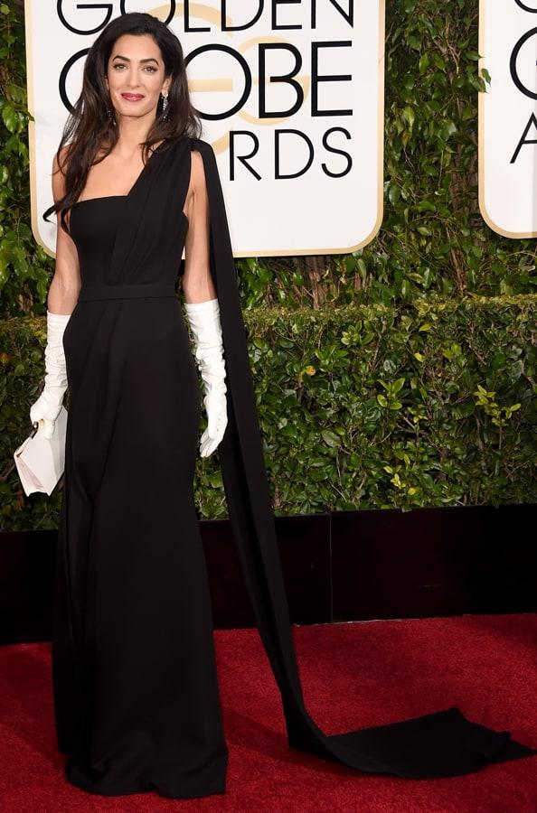 72nd Annual Golden Globe Awards - Arrivals