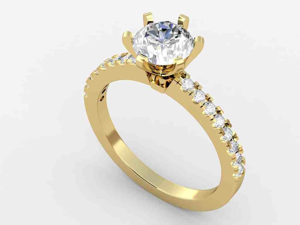 Gattamelata 18ct Gold RRP $1,990