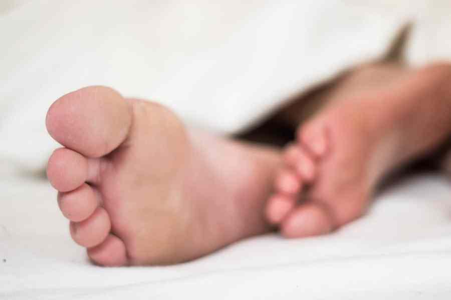 sleep-feet