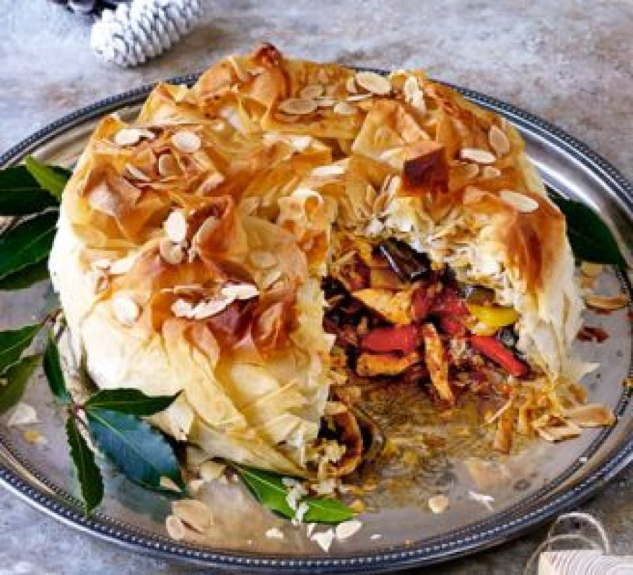 morrocan-spiced-turkey-pie
