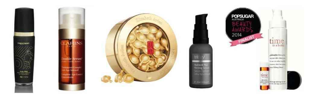 skin care serum