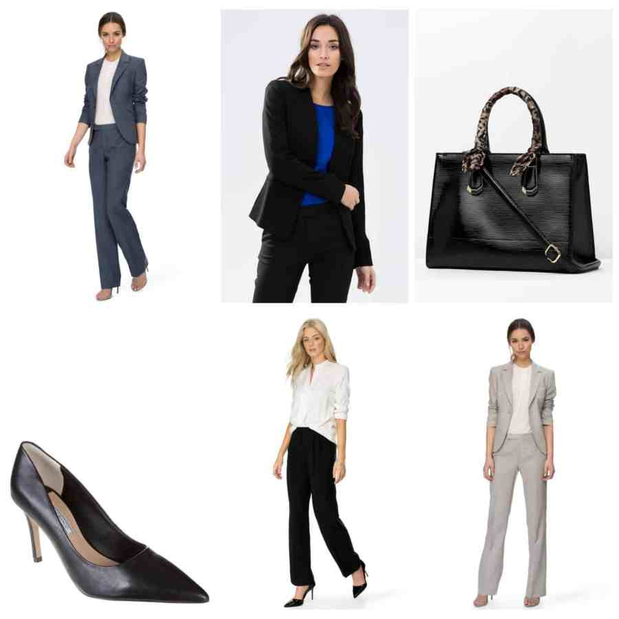 AW16 pant suit