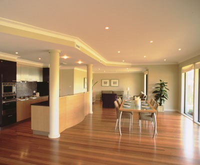 kitchen dining room home value