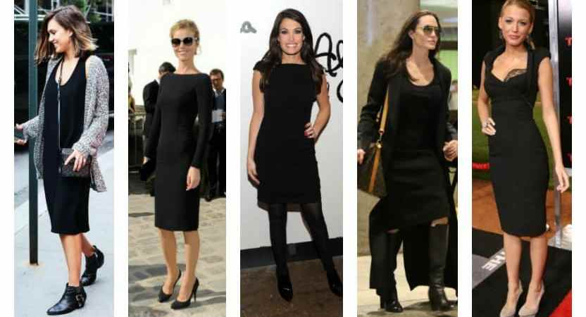 fd55337c359 WSS Style  5 Little Black Dresses For All Occasions - Woman of Style ...