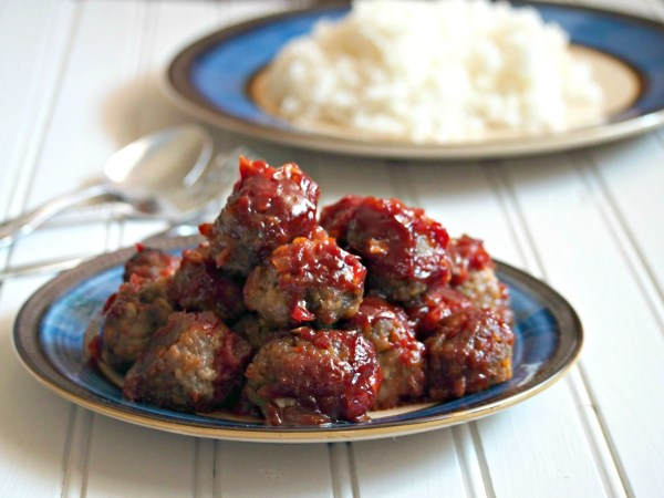 Tender and juicy, these sweet and tangy meatballs are smothered with a rich and tasty sauce. Children and adults alike will love this easy to cook dish.