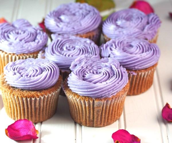 how to make ube cupcakes recipes