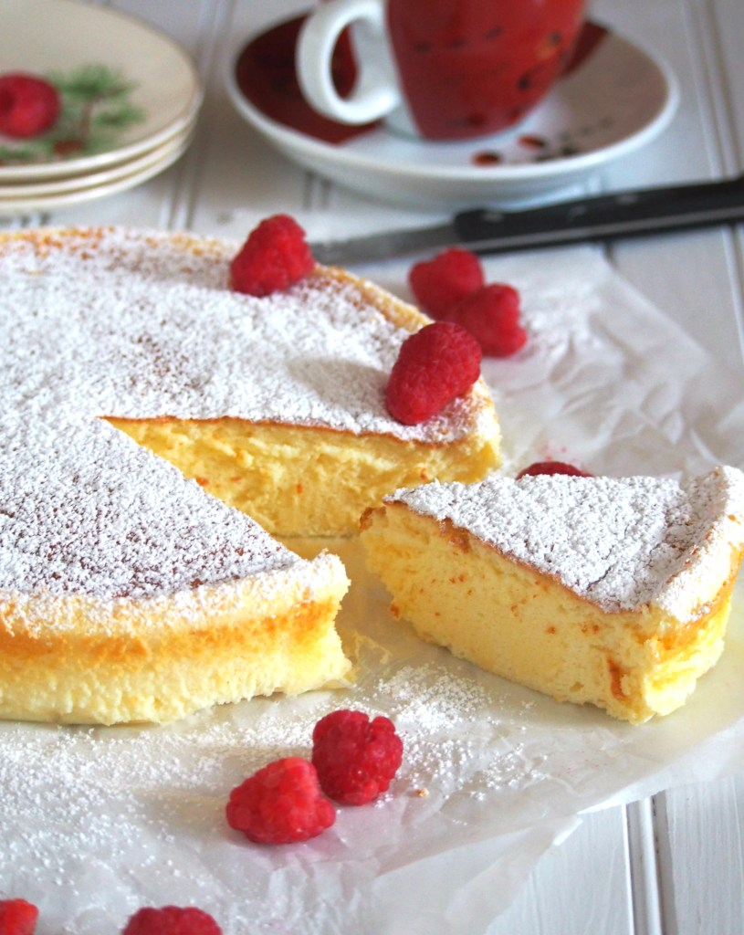 Cheese Cake Without Condensed Milk