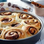Chocolate Hazelnut Rolls
