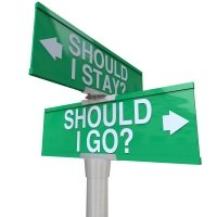 Image result for go or stay