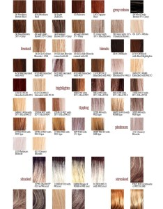 Jon renau color chart also wph rh womanspersonalhealth