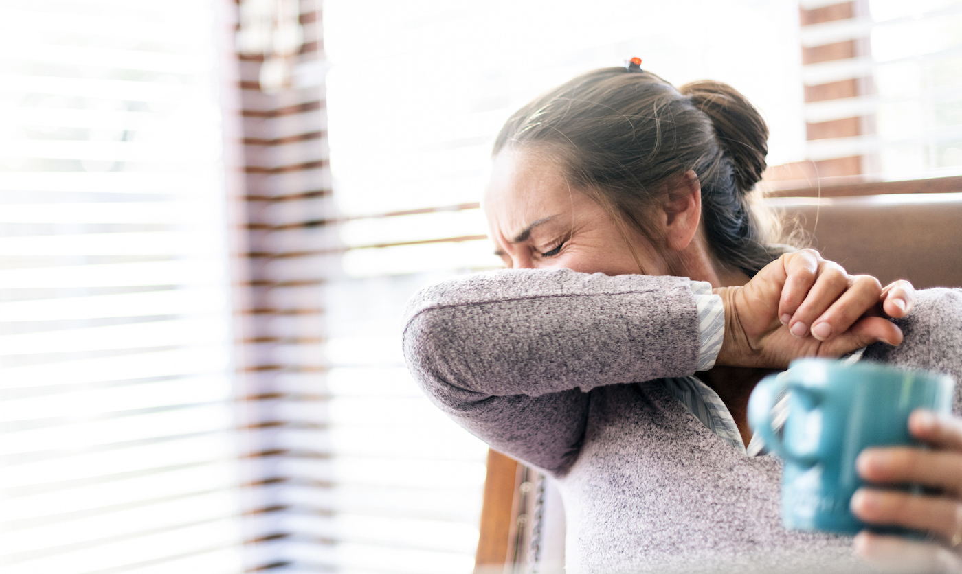 How to Treat a Cough That Won't Go Away - Woman's World