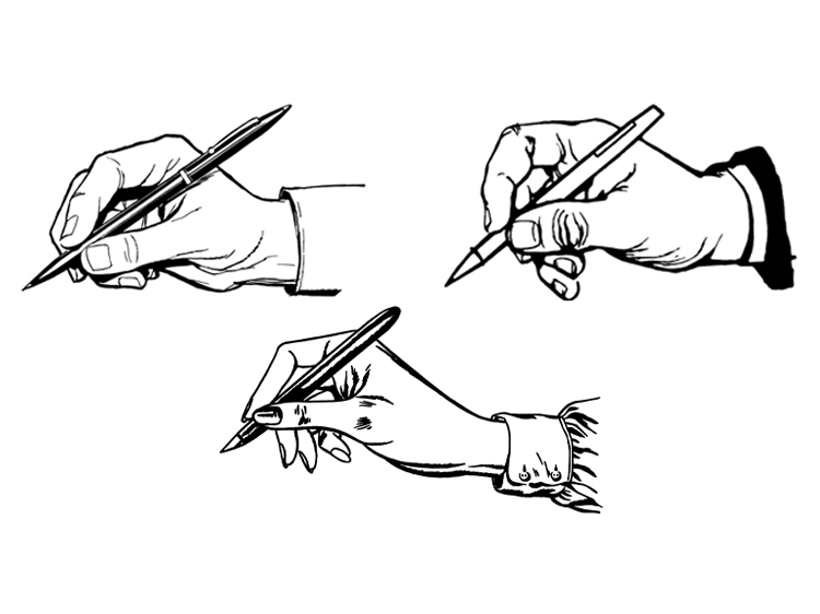 How to Hold a Pen, According to Science