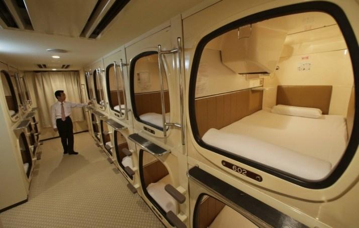 Τα 25 πιο ασυνήθιστα ξενοδοχεία του κόσμου ανάμεσά τους και ένα ελληνικό /  Life / Woman TOC