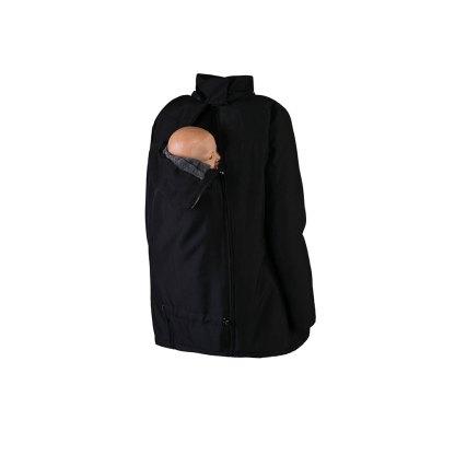 Wombat Wallaby Maternity and Babywearing Jacket front