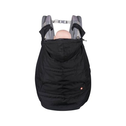 All Weather Baby Cover for babywearing front