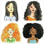 hair types - women health info