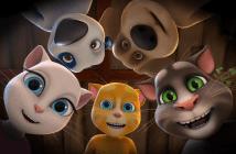 סדרת האנימציה תום החתול המדבר וחברים בעברית