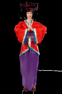 תחפושת יפנית לנשים
