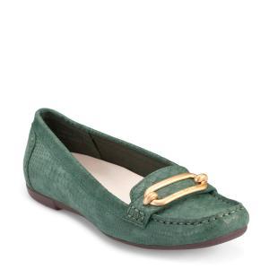 נעל סירה בצבע ירוק - אן קליין