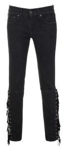 מכנסים שחורים מחוייטים של ראלף לורן לנשים