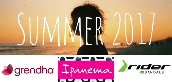 כפכפים קיץ 2017