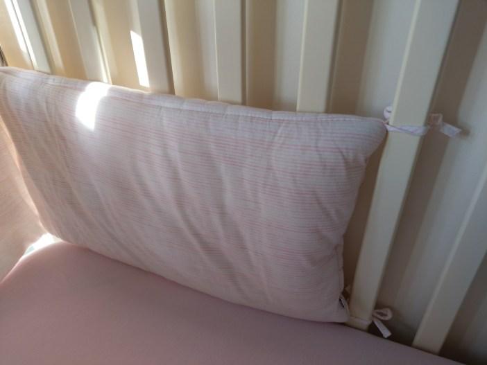 מגן ראש חצי למיטת תינוק של TOTS